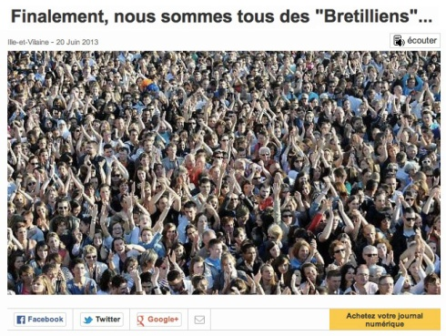 Ouest-France - 20-06-2013